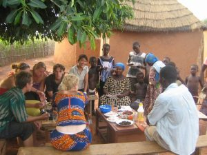 Volunteer abroad and stay at a host family in Africa for a real experience - Meet Africa