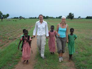 MBO stage buitenland; werken met kinderen tijdens je stage in Afrika