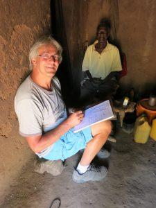Afrika vrijwilligerswerk - Ontmoet Afrika's Niko aan het werk in Afrika