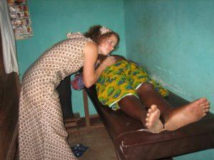 Buitenlandse stage afrika; bijv als verloskundestudent op de verloskamers in een ziekenhuis in Malawi