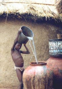 Kennis over de cultuur van Ghana en het leven in rurale noord ghanese dorpen.