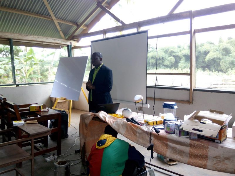 Workshop voor ondernemers bij ISEES over duurzame energie