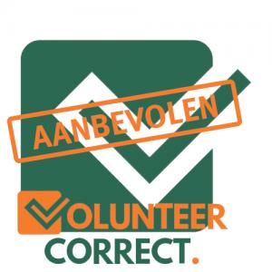 Aanbevolen door Vereniging Volunteer Correct